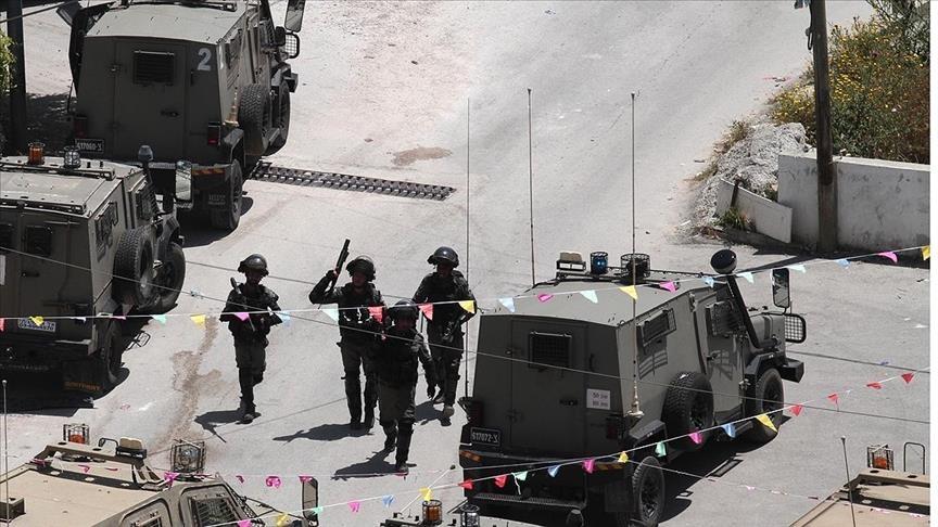 Izraelski teroristi u svojoj misiji