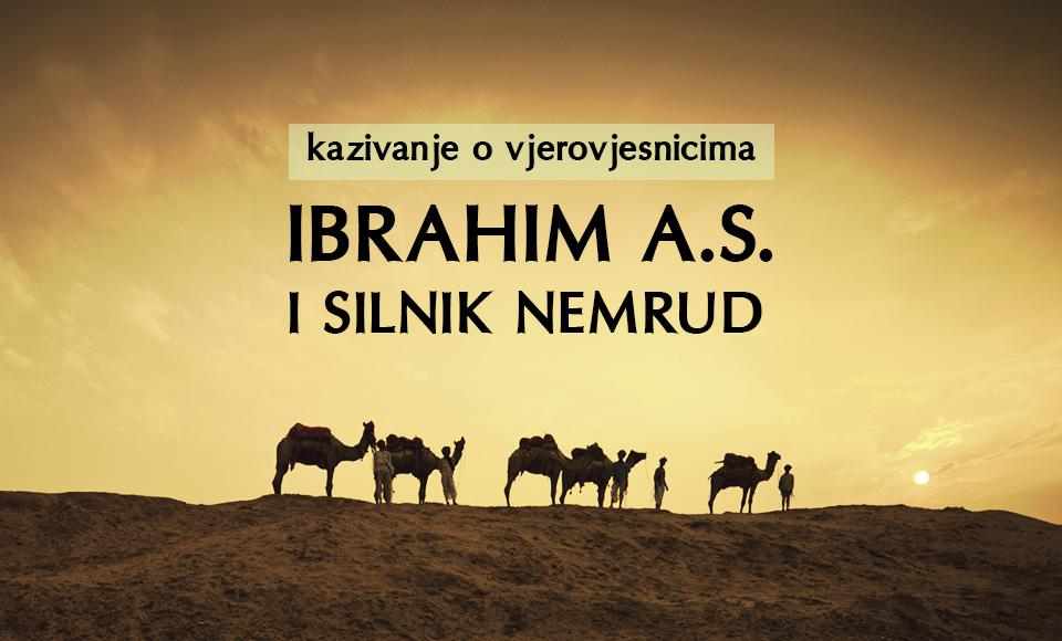 Ibrahim a.s. i Nemrud