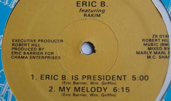 Was The B Side Better? – Eric B Is President vs. My Melody