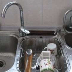 New Kitchen Sink Coffee Bar In 清洗水槽生活 腾讯视频 厨房水槽洗了没两天就脏 保洁阿姨教我一招
