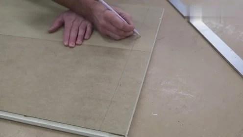 kitchen sideboards step stool for 张家口餐具柜 腾讯视频 木质厨房餐具柜 看木工师傅如何建造和安装厨房餐具柜方法