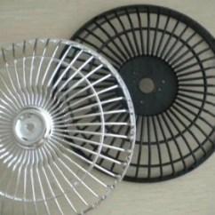 Kitchen Fan Cover White Corian Countertops 风扇防护罩 腾讯视频 废旧风扇罩千万别扔 教你一招 简单一改 放在厨房阳台有妙用