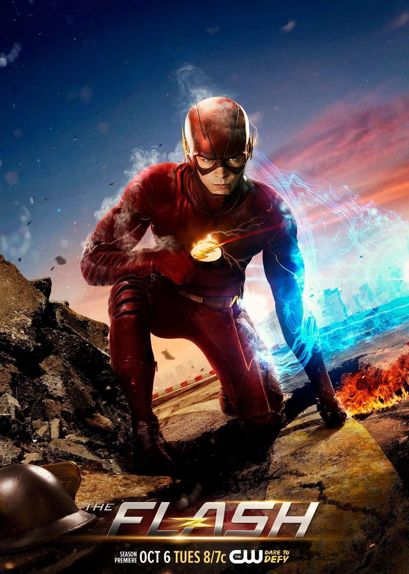 閃電俠第二季(The Flash Season 2)-電視劇-騰訊視頻