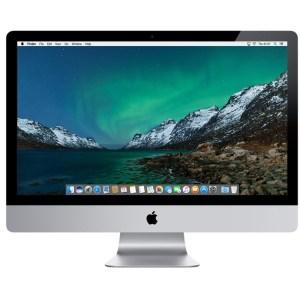 Refurbished Apple iMac