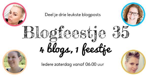 Blogfeestje #35: Yes ik mag co-host zijn