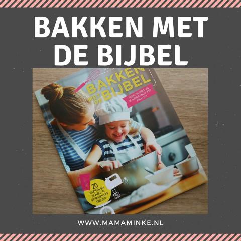 Bakken met de Bijbel – de bakbijbel voor kinderen