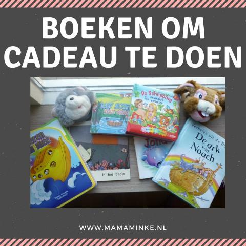 Sinterklaastip #2: boeken, boeken en nog meer boeken