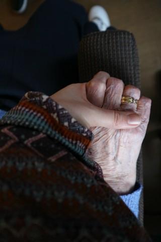 Lief dagboek #3: mijn oma is thuis bij onze Vader