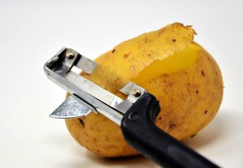 Home made patat voor de kinderen – gastblog van pappablogt