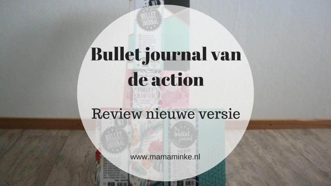 Review bullet journal van de action en tips voor versieren