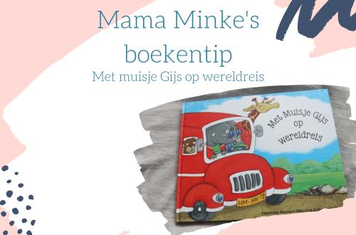 Kinderboekenmaand Met muisje Gijs op wereldreis - uitgelichte afbeelding