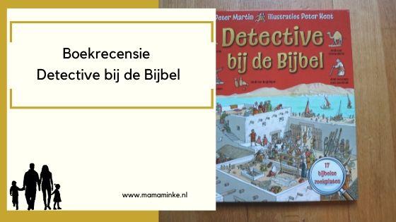 Detective bij de Bijbel – interactief voorlezen