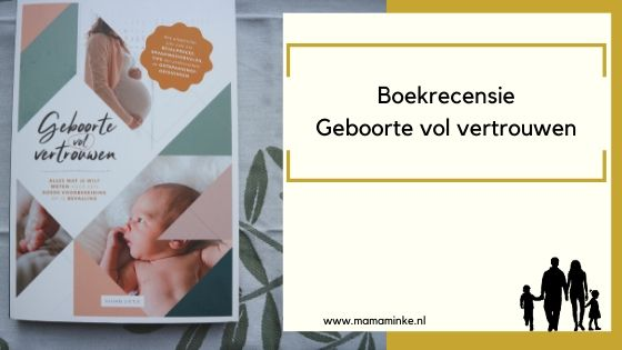 Geboorte vol vertrouwen – boekrecensie