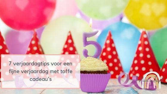Verjaardagtips voor een meisje van 5 jaar