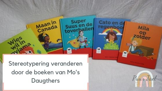 Stereotypering veranderen door Mo's Daughters