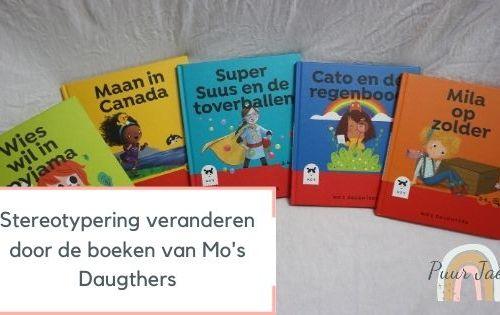 Stereotypering Mo's Daughters uitgelichte afbeelding