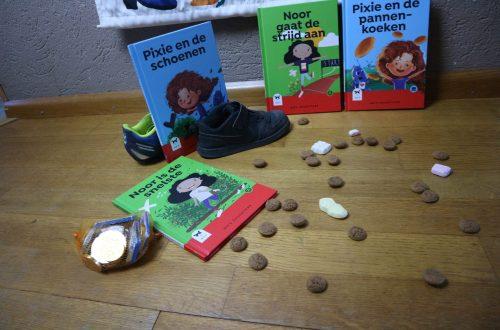 Budgetvriendelijk cadeau Mo's Daughters boeken