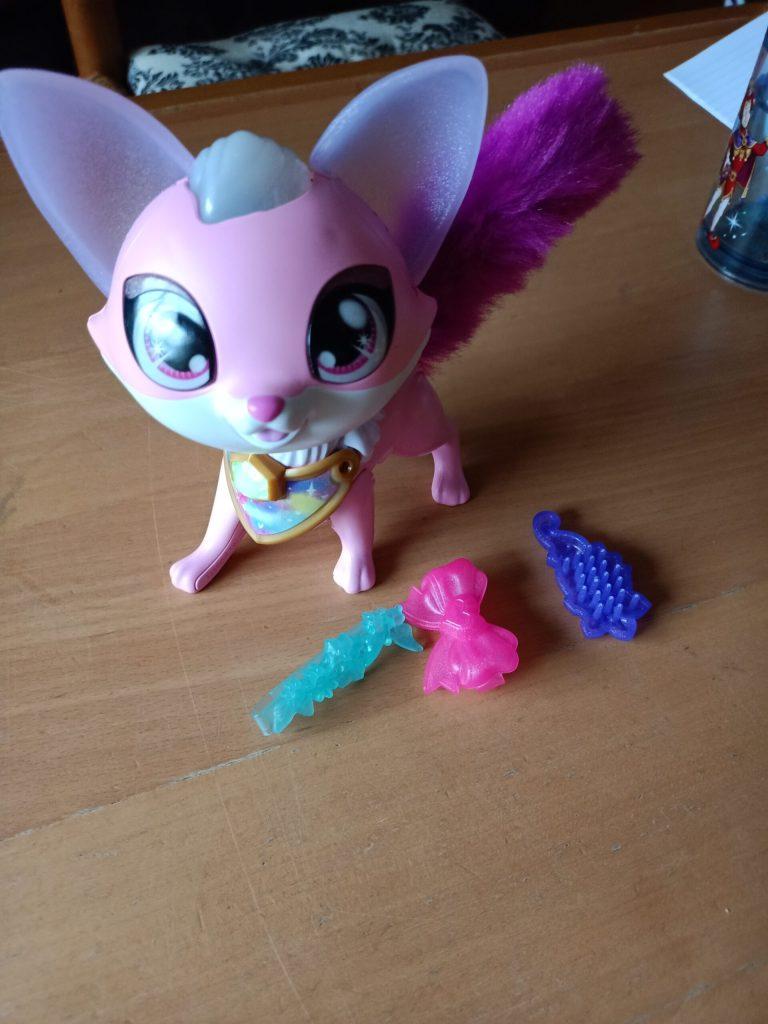 Foxy brengt kleur en vrolijkheid in de donkere dagen