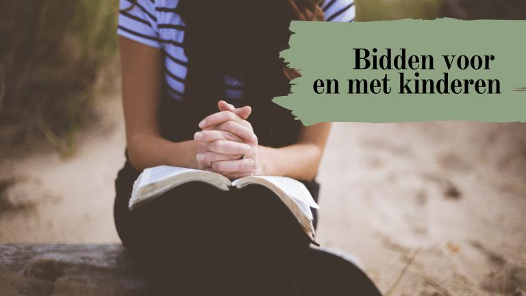 Bidden voor en met kinderen – week van gebed