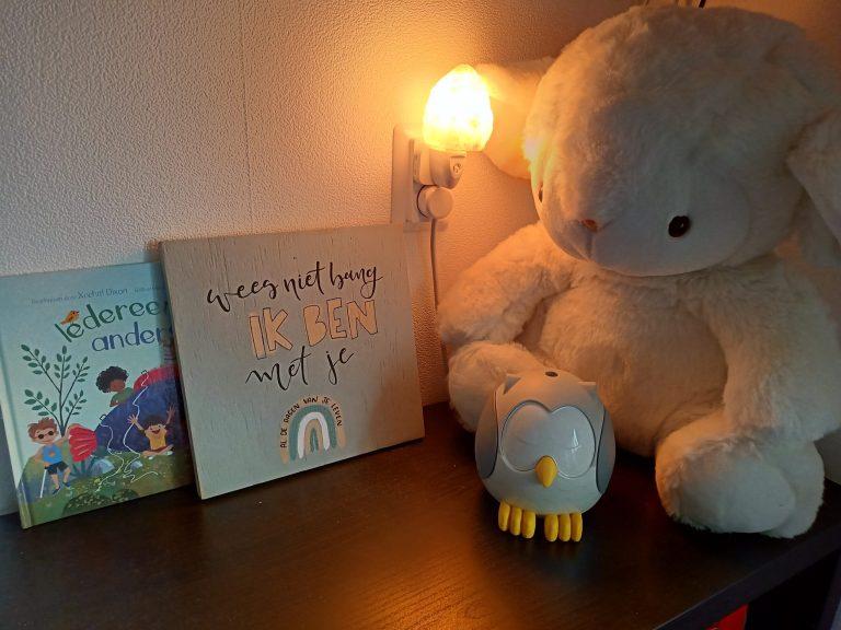 Zoutsteen lamp voor een goede nachtrust