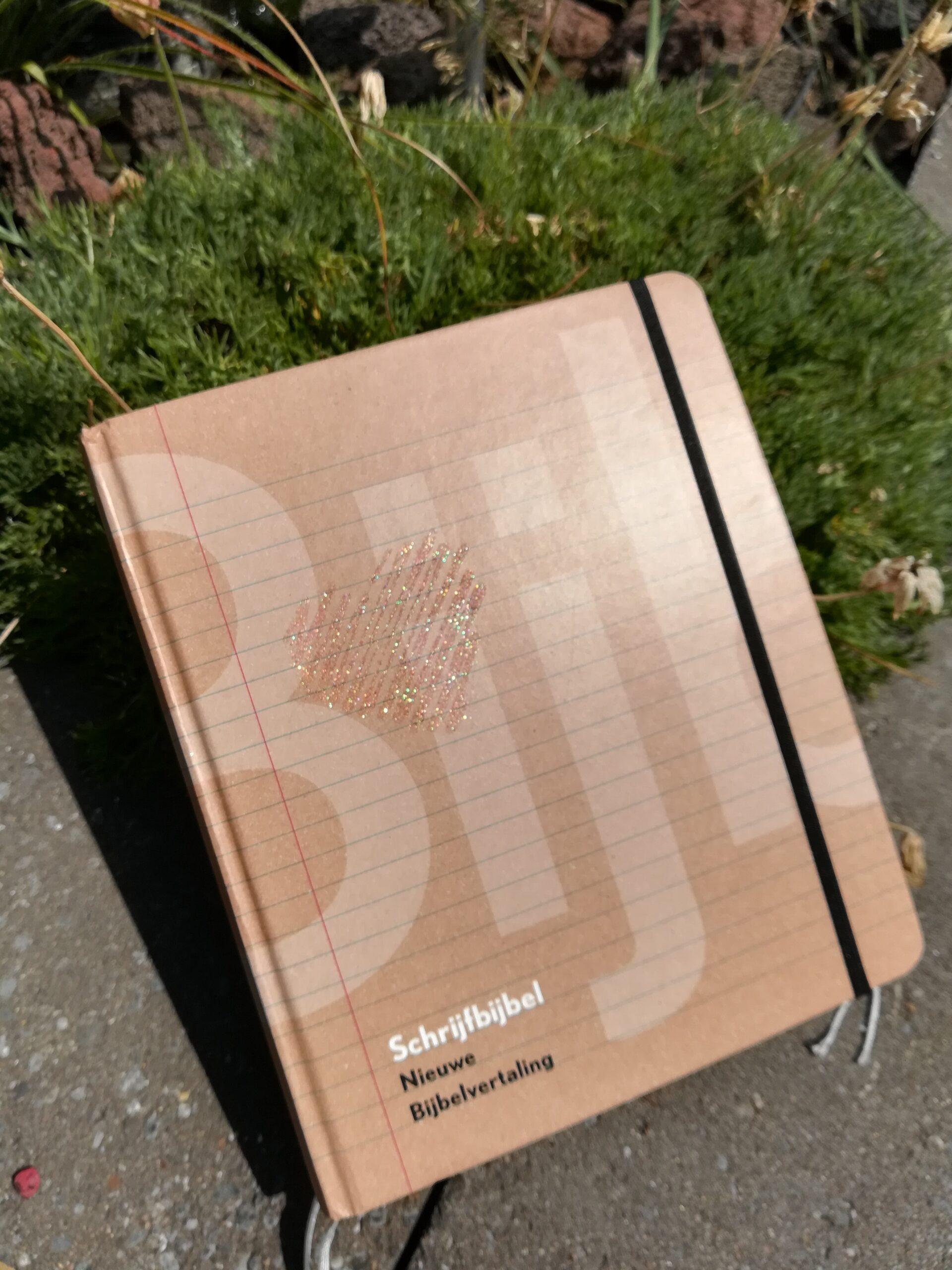 8x Nederlandse creatieve Bijbels voor journaling Bijbel