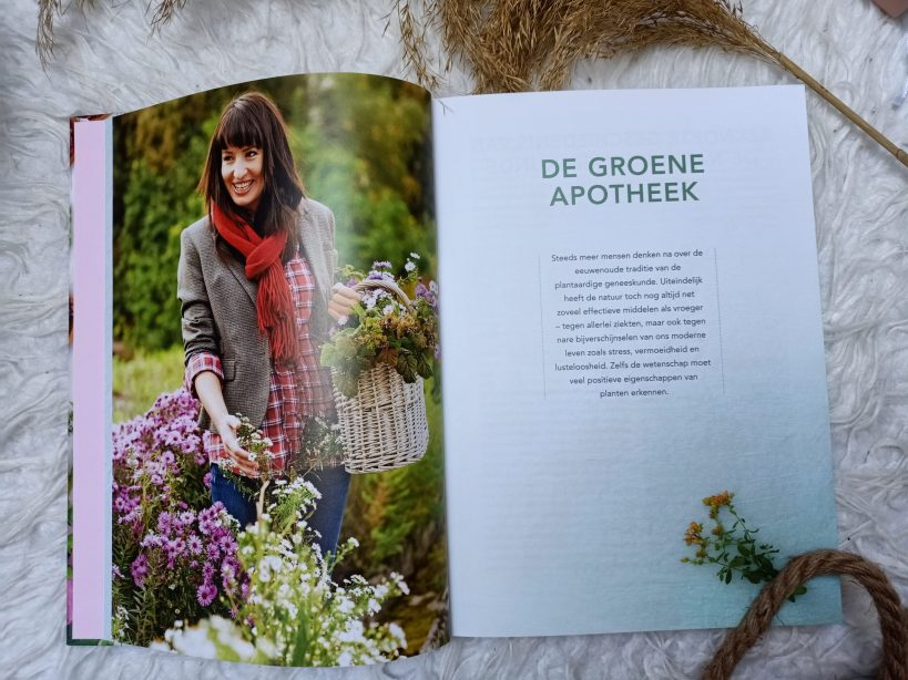 Groene apotheek geneeskrachtige kruiden en planten