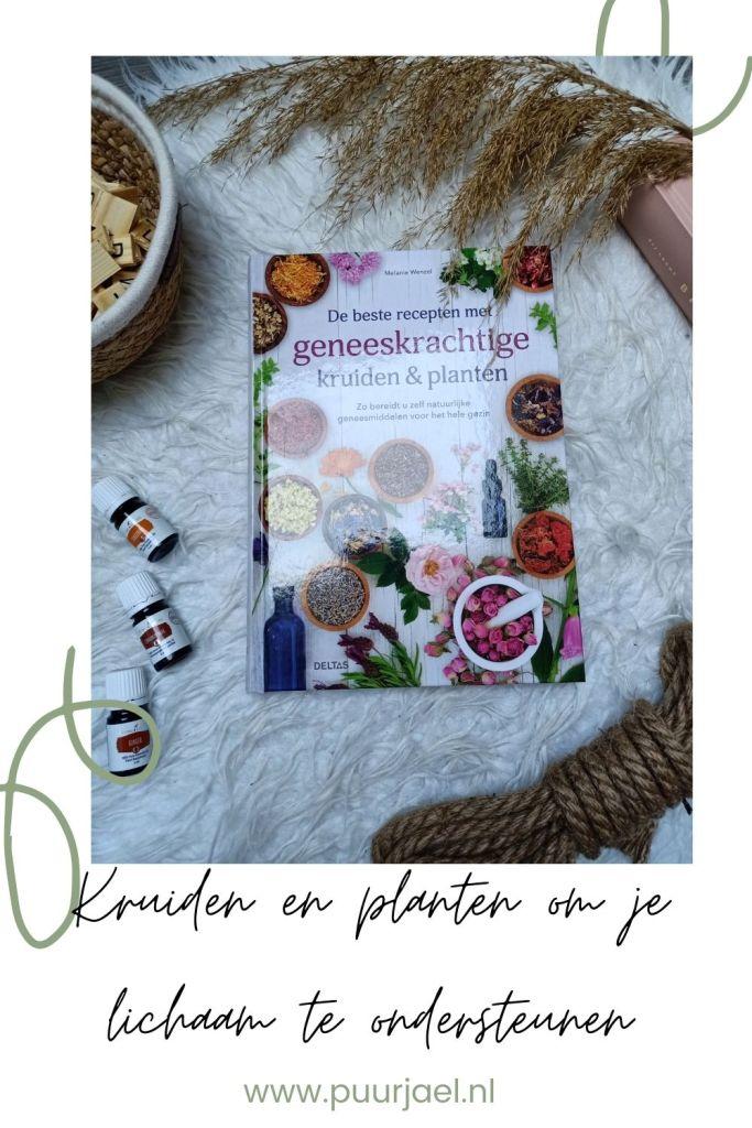 Kruiden en planten om je lichaam te ondersteunen - pinterest