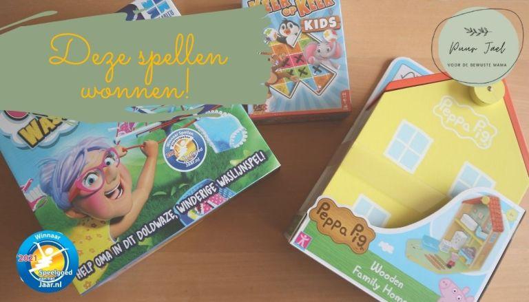 Deze spellen wonnen de jury prijs bij speelgoed van het jaar