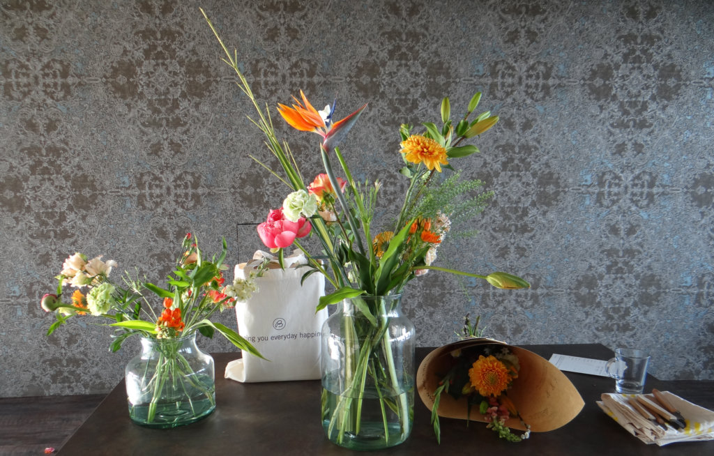 bloemschik workshop bloomon Puur styling interieur inspiratieblog