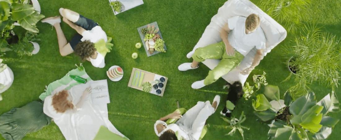 greenery pantone groen trend kleur 2017 interieur | interieurblog puur styling