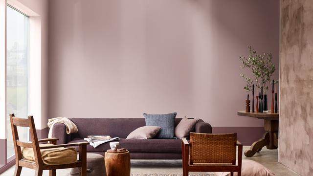 Flexa kleur van het jaar modern woonkamer inspiratie flexa