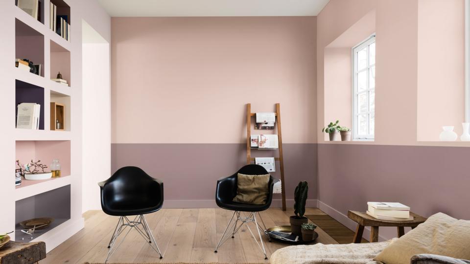 Flexa kleur van het jaar modern woonkamer inspiratie flexa l