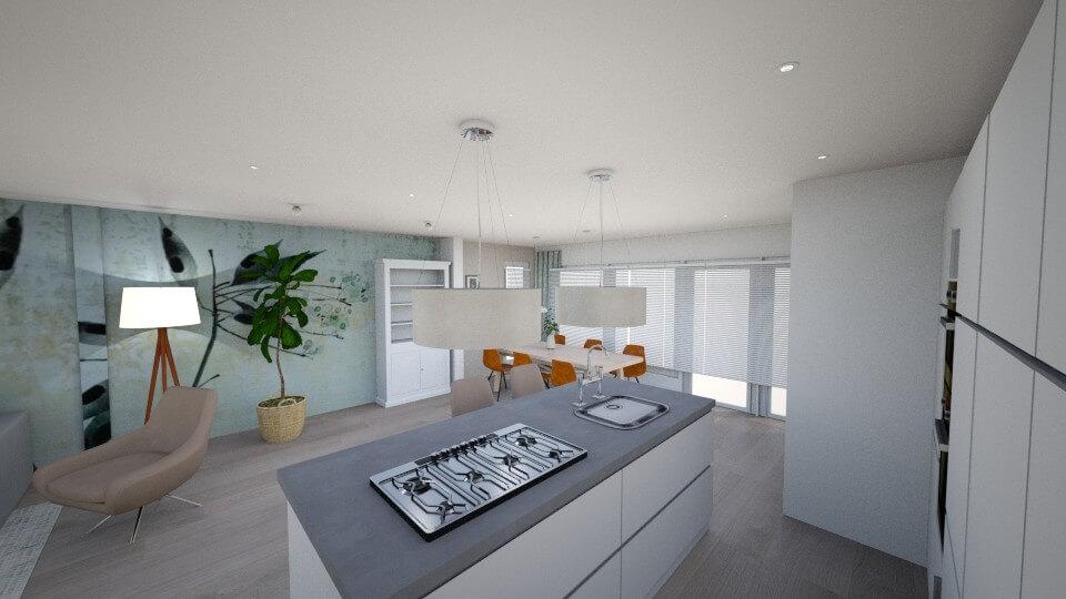interieurontwerp 3D Nuis