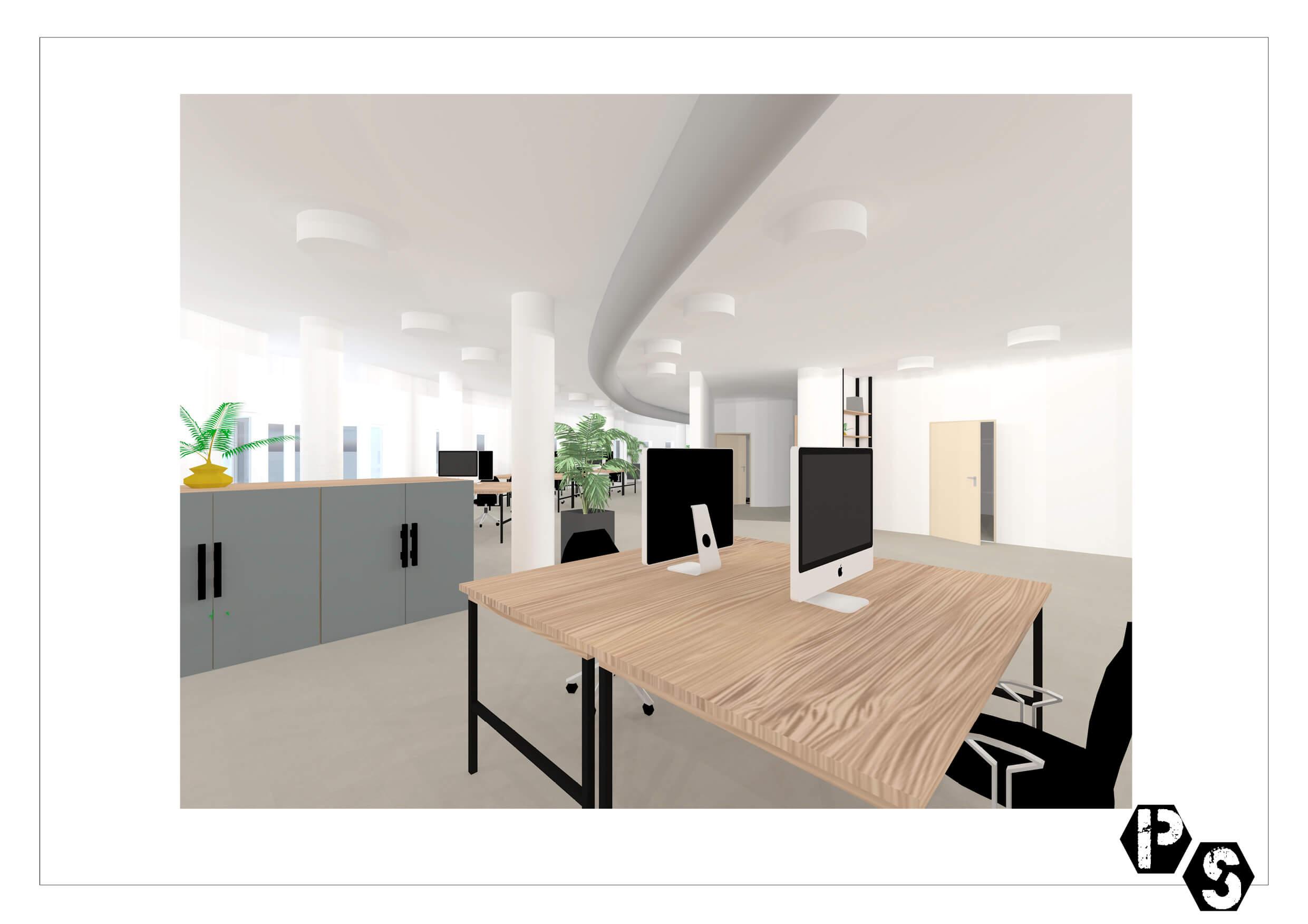 interieuradvies kantoorpand Westerkade Groningen7