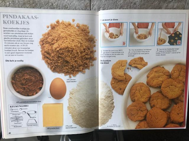 koekjes bak