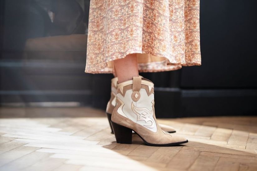 tips kopen nieuwe goede schoenen cowboylaarsjes puur van geluk