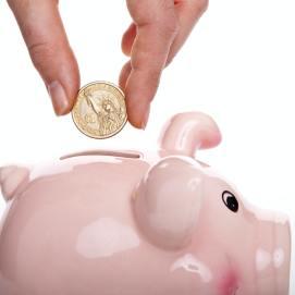spaarpot geld sparen tips puur van geluk