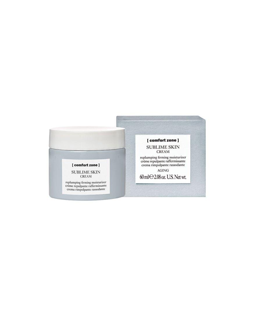 product en verpakking 60 ml sublime skin cream [comfort zone] puurwellnessamersfoort
