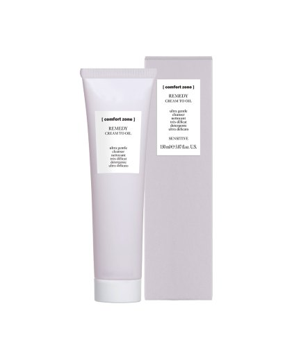 product en verpakking remedy cream-to-oil [comfort zone] 150ml puurwellnessamersfoort