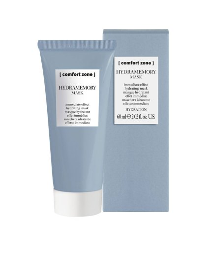 product en verpakking hydromemory mask 60ml [comfort zone] puurwellnessamersfoort