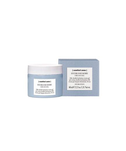 product en verpakking hydra memory cream gel 60ml [comfort zone] puurwellnessamersfoort