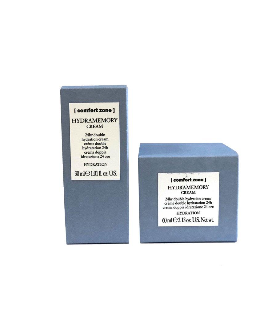 verpakkingen Hydromemory cream 30ml-60ml [comfort zone]puurwellnessamersfoort