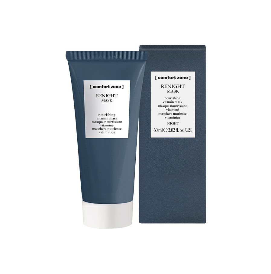 product en verpakking renight mask 60 ml [comfort zone] puurwellnessamersfoort