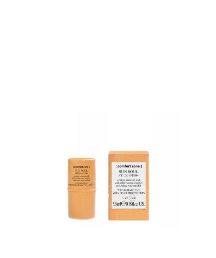 product en verpakking Sun Soul Stick SPF50+ [comfort zone] Puur Wellness Amersfoort