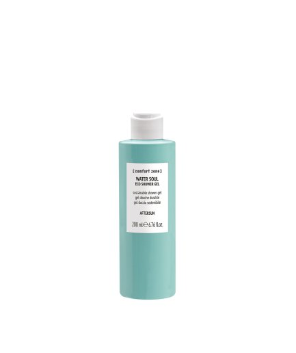 Water-Soul-Eco-Aftersun-Shower-gel--200ml [comfort zone] Puur wellnessamersfoort