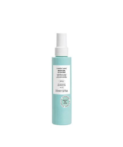 Water-soul-Eco-sun-cream-SPF50-150ml [comfort zone] Puur wellness Amersfoort