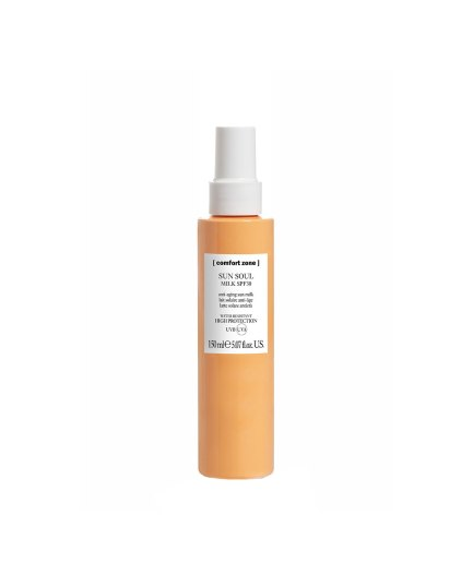 SUN soul SPF30 body milk spray [comfort zone] puur wellness amersfoort
