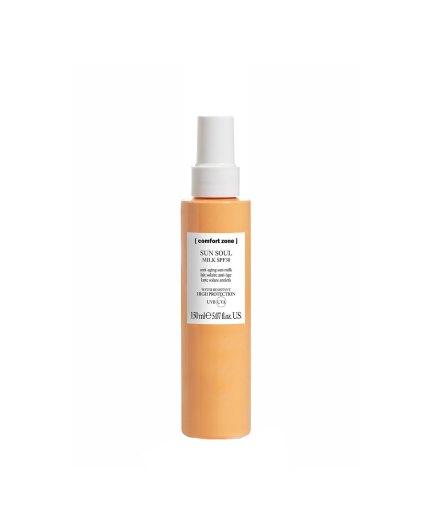 SUN soul SPF30 body milk spray [comfort zone] puur wellness amersfoort