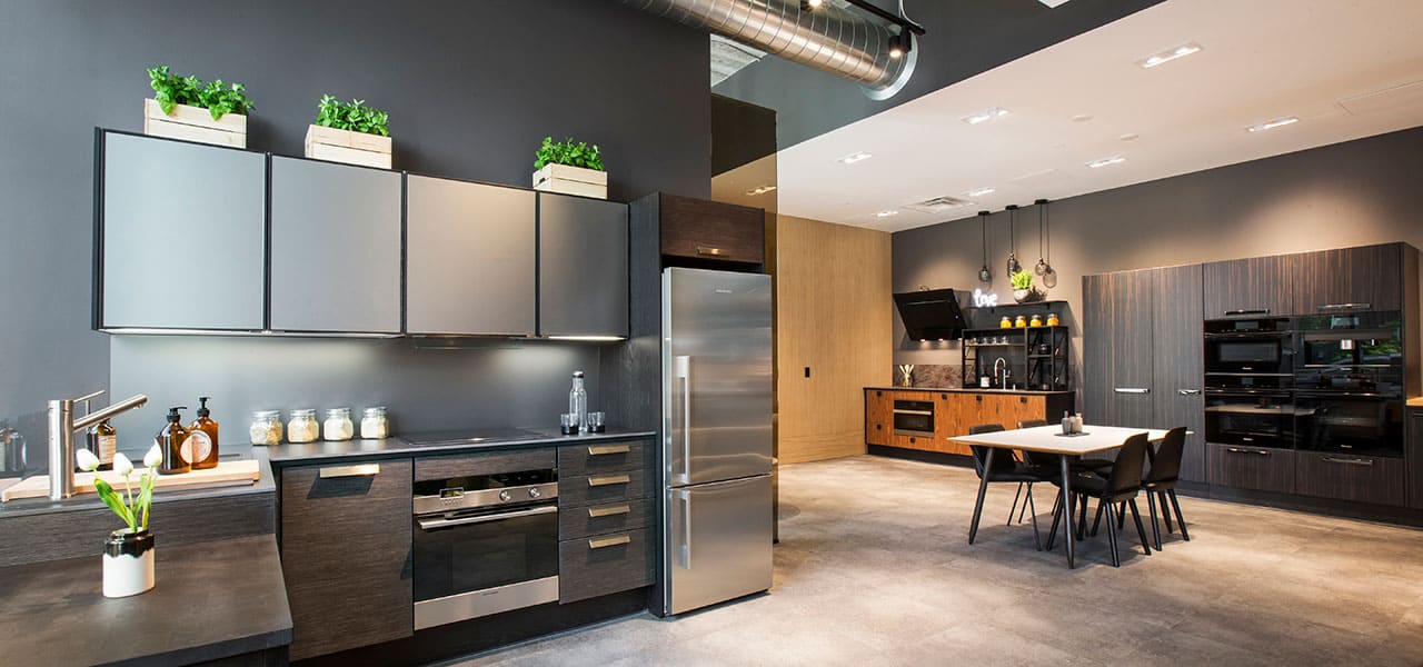 Kitchen Design Showroom Puustelli USA