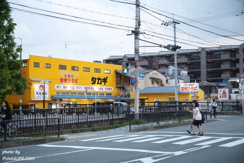【京阪孝親之旅】高木批發超市三条店!京都人御用,好逛好買到你不要不要♥